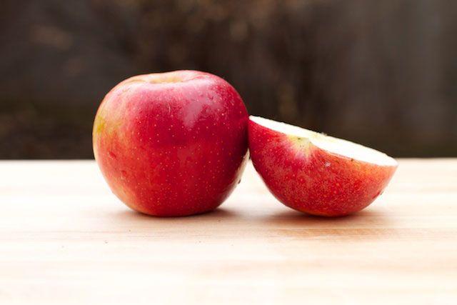 Manzana fresca