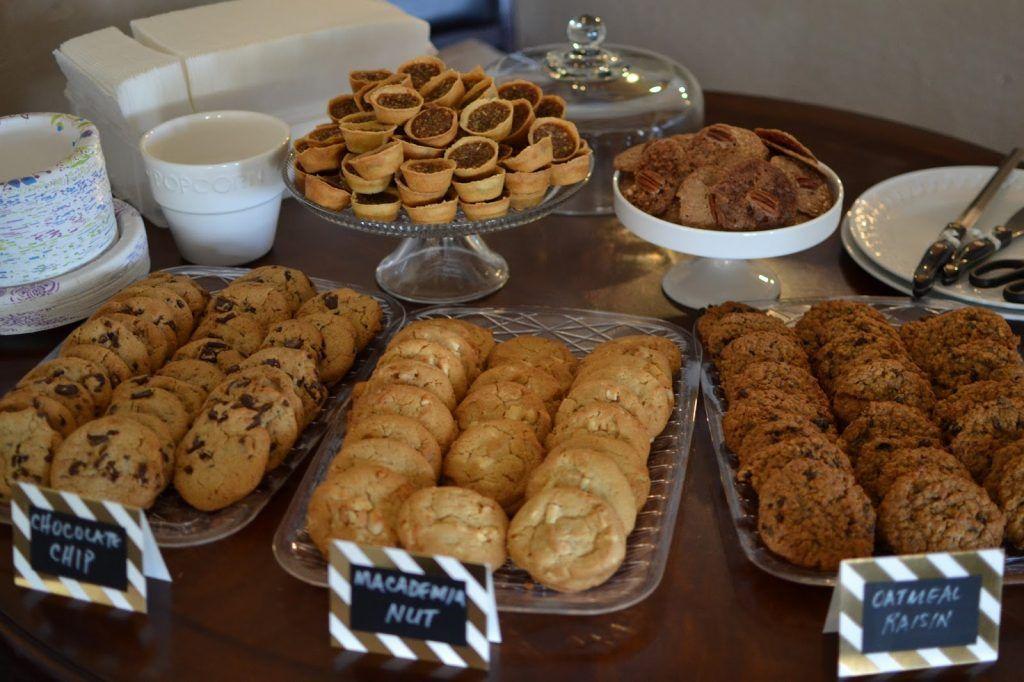 Alimentos procesados: Galletas y pasteles