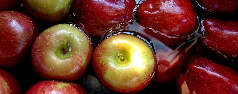 Lavar fruta y verdura